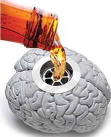 mix alcohol piracetam