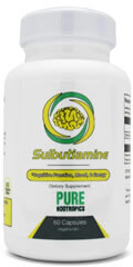 Sulbutiamine Nootropic Supplement