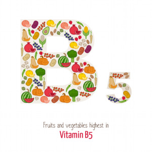 What Is Vitamin B5