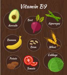 What is Vitamin B9